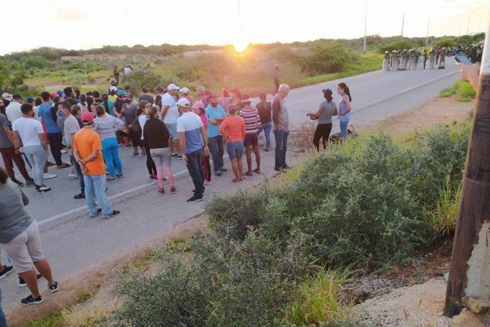 protestas en nueva esparta gasolina por gasolina